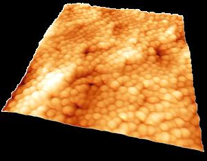AlInN surface